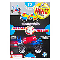 Конструктор 12050 ZOOB Mini 4 Wheeler