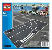 "Конструктор LEGO ""Повороти"""