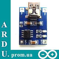 TP4056 модуль заряда для li-ion mini USB [#3-5], фото 1