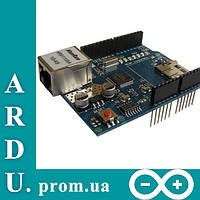 Сетевой модуль Ethernet Shield Arduino W5100 [#K-1]