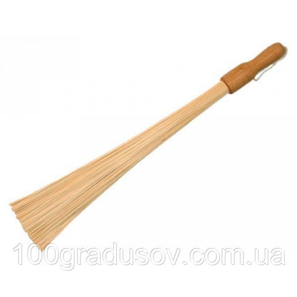 Бамбуковый веник для бани (массажный веник)