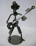 "Техно-арт статуэтка ""Гитарист"""