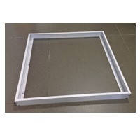 Рамка PL-600 для накладного монтажа LED панелей 600х600 (595х595)