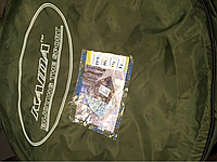 Палатка KAIDA  2.5*2,5метра отстежной клапан для лунок светло серый камуфляж.