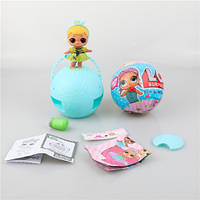 Кукла-сюрприз LQL/LOL в шарике