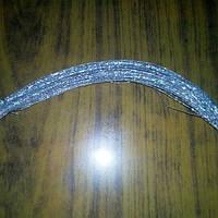 Проволока 0.4мм  для пломбы свинцовой (пломбиратора) длинна 33 см