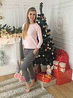 Женская пижама. Качественный турецкий хлопок. размеры S M L