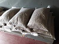 Пеллеты топливные сосна 6мм - 8мм, топливные гранулы, брикеты 8мм