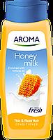 Шампунь Aroma Fresh Мед и Молоко для тонких и слабых волос