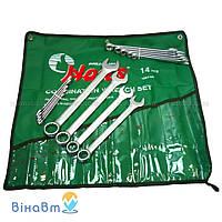 Набор ключей комбинированных HANS 16614A 14 шт.