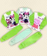 TM Dresko Пижама для девочек накат начес (60029)