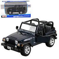 Автомодель  Jeep Wrangler Rubicon синій