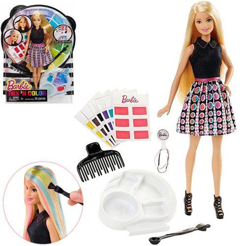 Набор Barbie с куклой