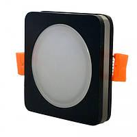 Светильник диодный SDF 01S 5W BK 4500K черный