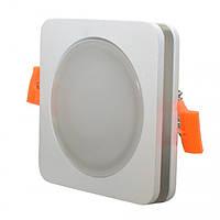 Светильник диодный SDF 01S 5W WH 4500K белый