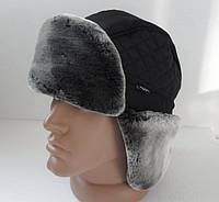 Мужская шапка-ушанка Головные уборы мужские