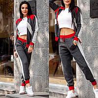 Женский очень стильный спортивный костюм, 1 цвет