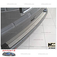 Накладка на бампер NataNiko B-VW29 для Volkswagen Transporter T5 2003+