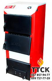 Твердотопливный стальной котёл c водоохлаждаемыми колосниками Маяк АОТ-12 Standart Plus