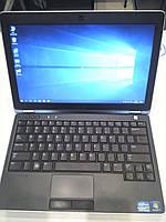 Компактный и мощный ноутбук на Core I5 4 Gb Dell Latitude E6220 из США
