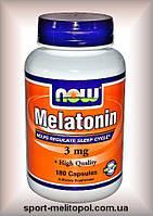 NOWMelatonin 3 mg 180 lozenges