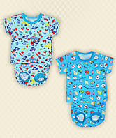 TM Dresko Комплект для мальчиков футболка + трусы на памперс (91095)