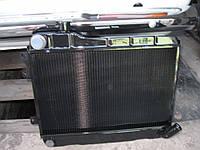Радиатор охлаждения ВАЗ 2103, 2106 г.Оренбург (медный)