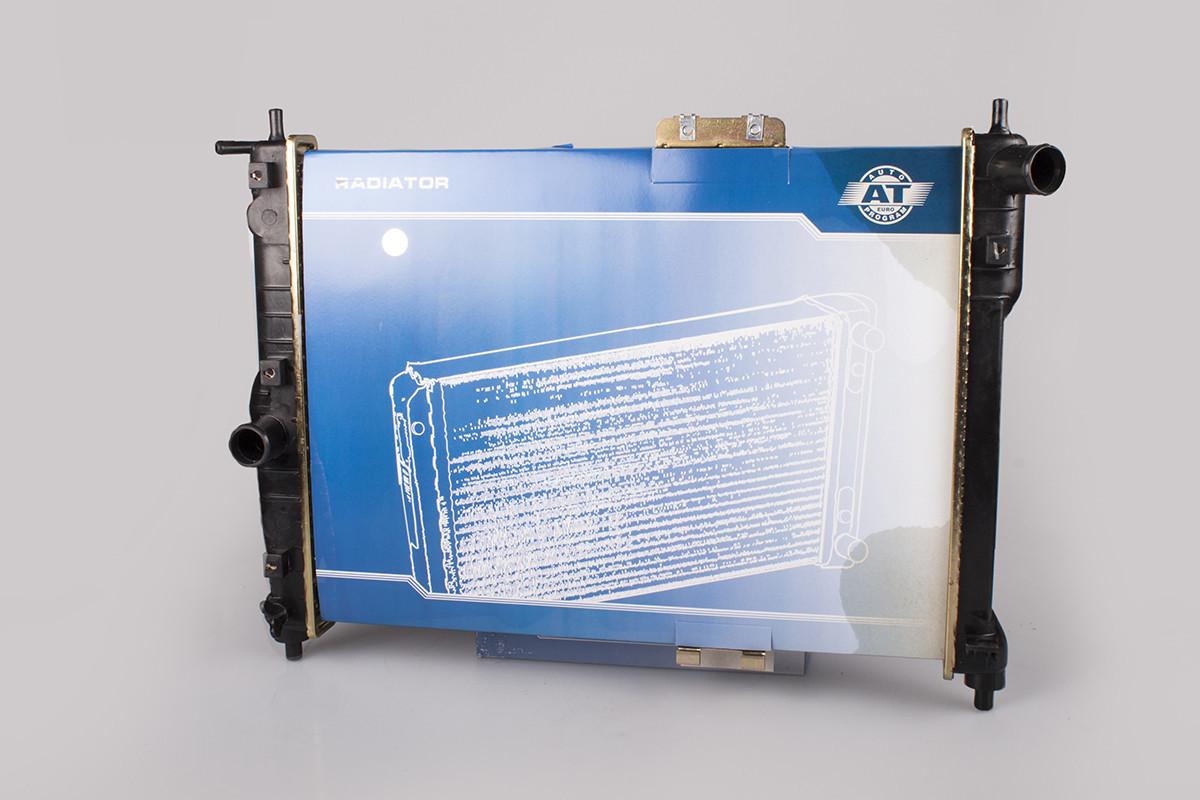 """Радиатор охлаждения Ланос, Lanos """"AT"""" (2261-200RA) без кондиционера"""