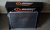 """Радиатор охлаждения Газель, ГАЗ 3302, штыри 2-х ряд.н/о (WB RC-3302.1)  """"WEBER"""" эконом.белая коробка"""