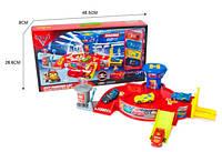 Игровой набор Гараж-паркинг Тачки (Cars 3) 6331