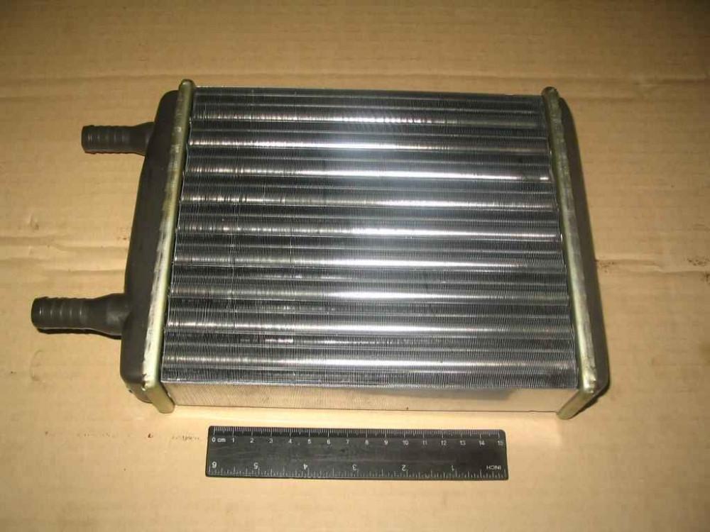 """Радиатор печки, радиатор отопителя ГАЗ 3302 Газель """"Лузар"""" D16 с/о (LRh 0302)"""