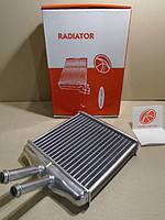 "Радиатор печки, радиатор отопителя Лачети, Lacetti ""AURORA"" алюм.паян. (HR-CH0011)"