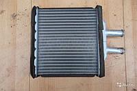 """Радиатор печки, радиатор отопителя Лачети, Lacetti """"CRB"""" алюм.паян. (96554446/1311.7120)"""