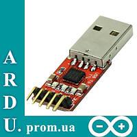 Конвертор USB - UART TTL CP2102 [#0-7]