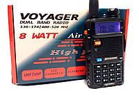 Рация Voyager AIR SOFT Plus 8W+ гарнитура в комплекте