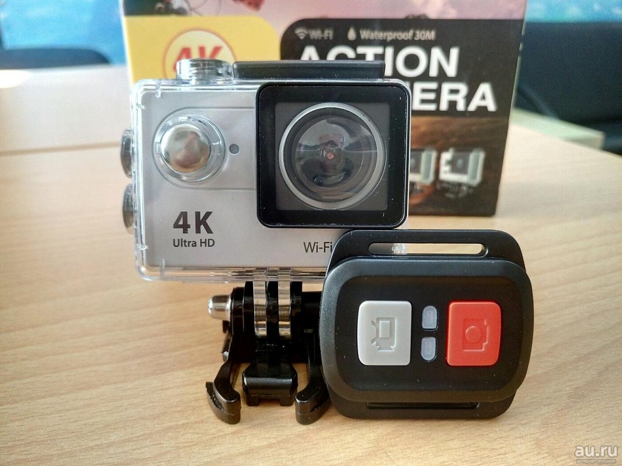 Action Camera H9R WiFi 4K + Пульт