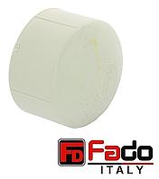 Заглушка внутренняя ППР FADO 63 мм