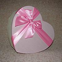 Коробка сердце БР-07 27,5 х 12 см