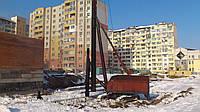 Забивка свай Одесса