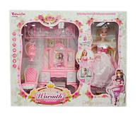 Игровой набор кукольной мебели 6950 А в коробке