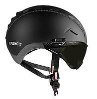Велошлем Casco Roadster antiscratch black