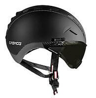 Велошлем Casco Roadster antiscratch black