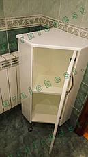 Комод угловой для ванной комнаты Базис 35-01 правый ПИК, фото 3