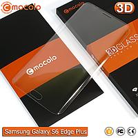 Защитное стекло Mocolo Samsung Galaxy S6 Edge+ 3D (Clear), фото 1