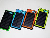 Power Bank 20000mAh LCD Солнечная батарея зарядка