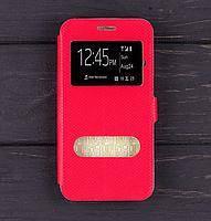 Чехол-книжка Modern Style для Xiaomi Redmi 4x, red