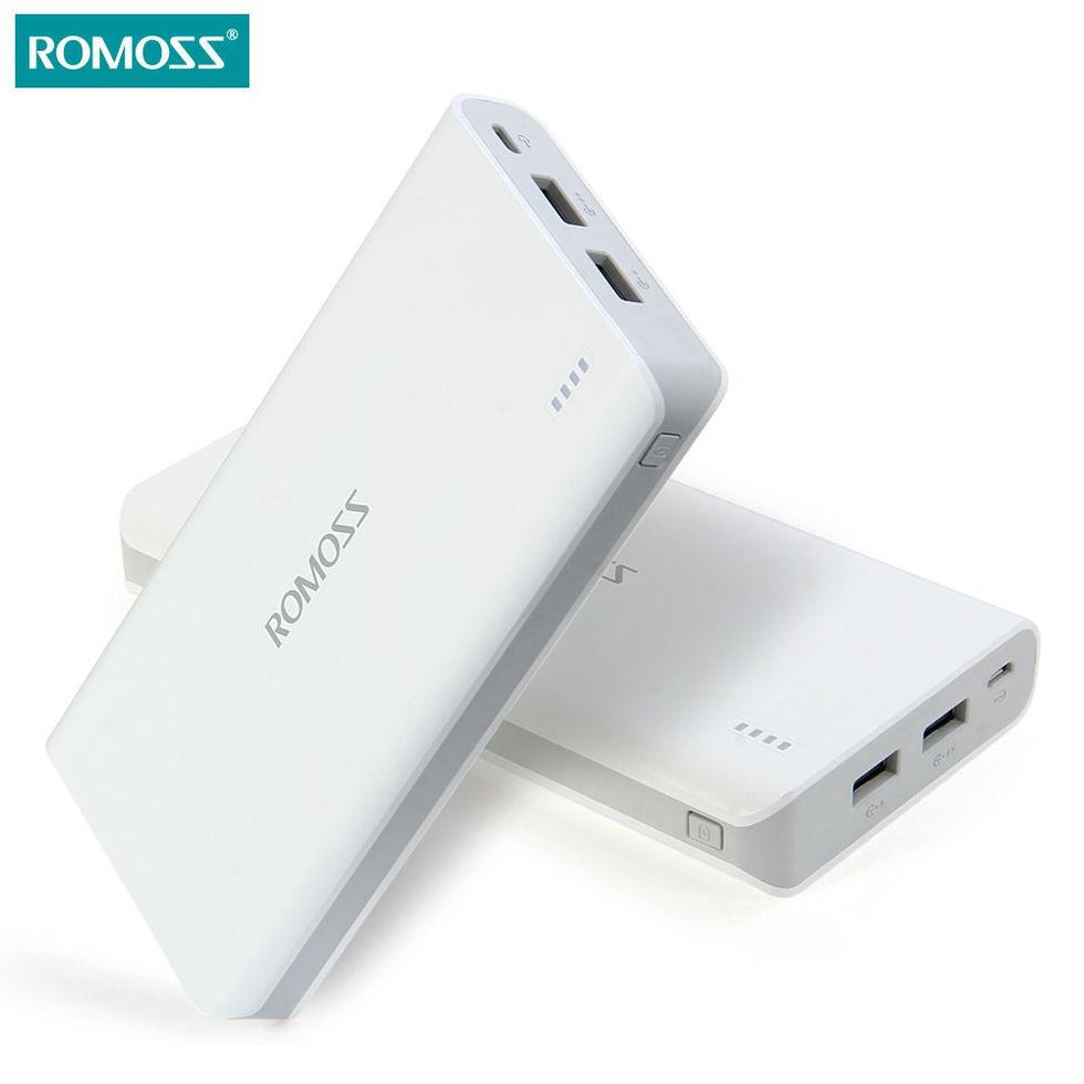 Power Bank Romoss 20000 mAh