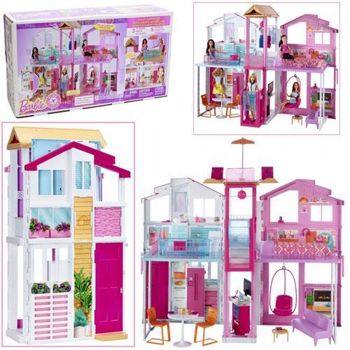 Міський будинок Barbie
