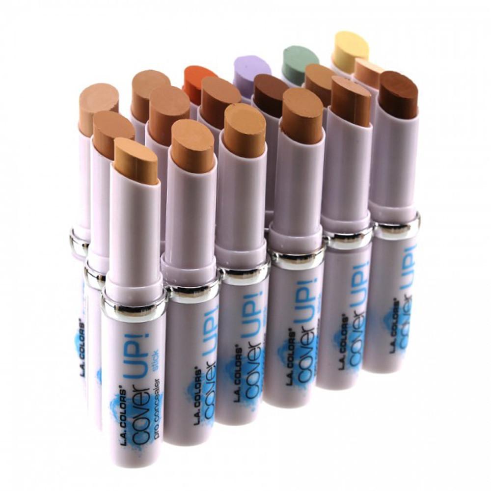 Консилер-стик для лица L.A. Colors CoverUP! Pro Concealer Stick, фото 1