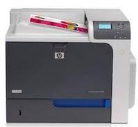Заправка картриджей HP Color LaserJet Enterprise CP4525N